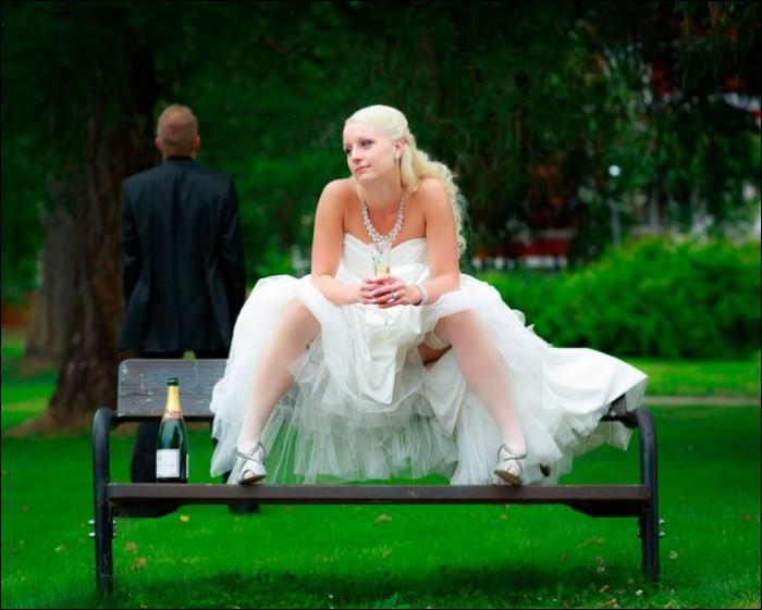 Вицове: До сватбата е лесно. Ами после?
